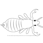 How to Draw a Louse