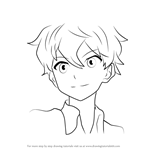 How to Draw Subaru Yuki from Aikatsu Stars!