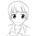 How to Draw Aki Tachiishi from Aikatsu!