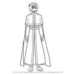 How to Draw Ki-Ja from Akatsuki No Yona