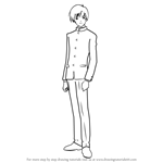 How to Draw Ohjiro Mihara from Angelic Layer