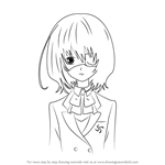 How to Draw Mei Misaki from Another
