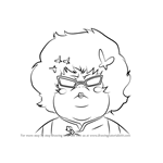 How to Draw Ms. Momoi from Ao No Exorcist
