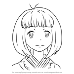 How to Draw Shiemi Moriyama from Ao No Exorcist
