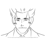 How to Draw Deishuu Kaiki from Bakemonogatari