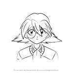 How to Draw Emily Watson from Beyblade