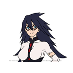 How to Draw Midnight from Boku no Hero Academia