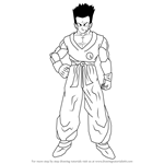 How to Draw Yamcha from Dragon Ball Z