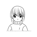 How to Draw Mayu from Elfen Lied