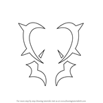 How to Draw Grimoire Heart from Fairy Tail