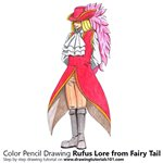 How to Draw Rufus Lore from Fairy Tail
