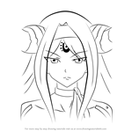 How to Draw Seilah from Fairy Tail
