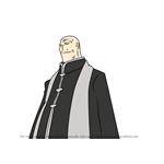 How to Draw Cornello from Fullmetal Alchemist