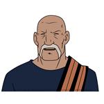 How to Draw Scar's Master from Fullmetal Alchemist