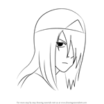How to Draw Rei from Gin Tama