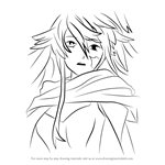 How to Draw Overdose from Guilty Crown