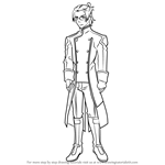How to Draw Adachi from Hai to Gensou no Grimgar
