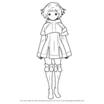 How to Draw Chibi from Hai to Gensou no Grimgar