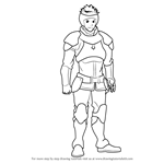 How to Draw Michiki from Hai to Gensou no Grimgar