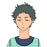 How to Draw Keiji Akaashi from Haikyuu!!