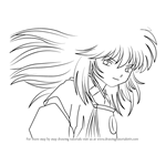 How to Draw Hakudoshi from Inuyasha