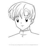 How to Draw Hojo from Inuyasha