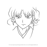 How to Draw Naraku from Inuyasha