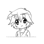 How to Draw Patricia Martin from Lucky Star