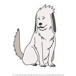 How to Draw Akamaru from Naruto