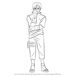 How to Draw Kabuto Yakushi from Naruto
