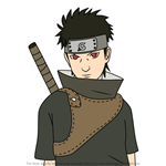 How to Draw Shisui Uchiha from Naruto