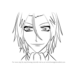 How to Draw Neuro Nougami from Neuro - Supernatural Detective