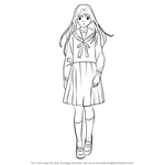 How to Draw Hiyori Iki from Noragami