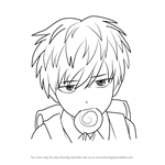 How to Draw Child Emperor from One-Punch Man