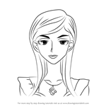 How to Draw Éclair Tonnerre from Ouran High School Host Club