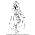 How to Draw Mikaela Hyakuya from Owari No Seraph