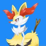 How to Draw Braixen from Pokemon