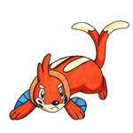 How to Draw Buizel from Pokemon