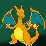 How to Draw Charizard from Pokemon