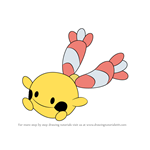 How to Draw Chingling from Pokemon