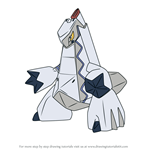 How to Draw Duraludon from Pokemon