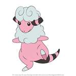 How to Draw Flaaffy from Pokemon