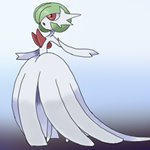 How to Draw Mega Gardevoir from Pokemon