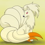 How to Draw Ninetales from Pokemon