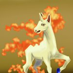 How to Draw Rapidash from Pokemon