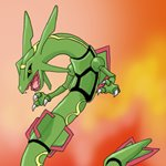 How to Draw Rayquaza from Pokemon