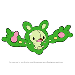 How to Draw Reuniclus from Pokemon