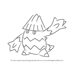 How to Draw Snover from Pokemon