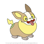 How to Draw Yamper from Pokemon