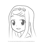 How to Draw Nao from PriPara